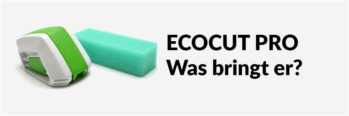 Der patentierte Scheibenwischer Schneider ECOCUTpro