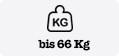 bis 66 kg
