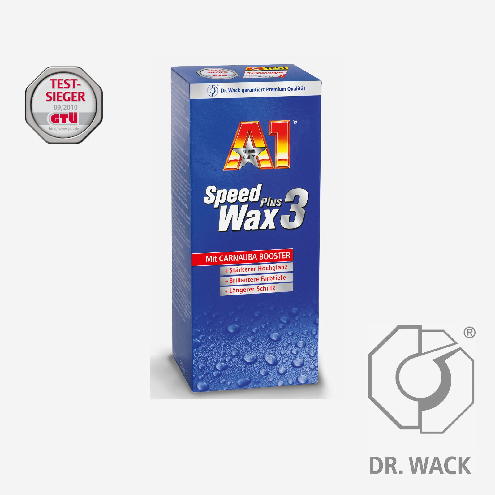 dr wack a1 speed wax plus 3 500ml. Black Bedroom Furniture Sets. Home Design Ideas
