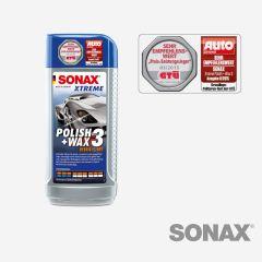 SONAX Xtreme Polish & Wax 3 Hybrid NPT 500ml
