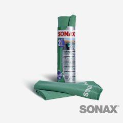 SONAX Microfasertücher PLUS Innen & Scheibe 2 Stk.