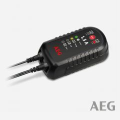 AEG Mikroprozessor Ladegerät LM 1.5