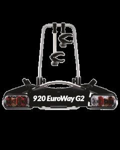 THULE 920 EUROWAY G2 FAHRRADTRÄGER KUPPLUNG 2ER