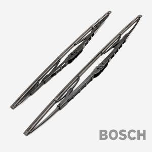 BOSCH Scheibenwischer Twin 550mm & 530mm  (Beifahrerseite gebogen) 682