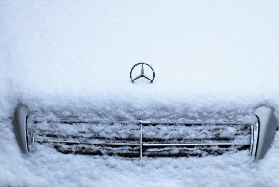 Richtige Autopflege im Winter
