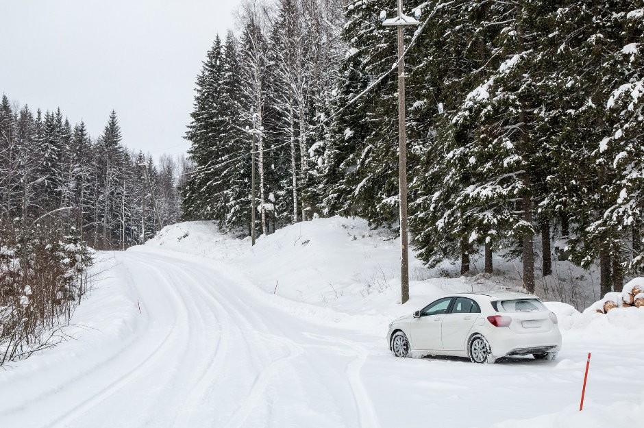 Tipps zum Fahren im Winter
