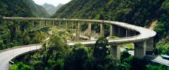Auf Brücken gilt erhöhte Alarmbereitschaft