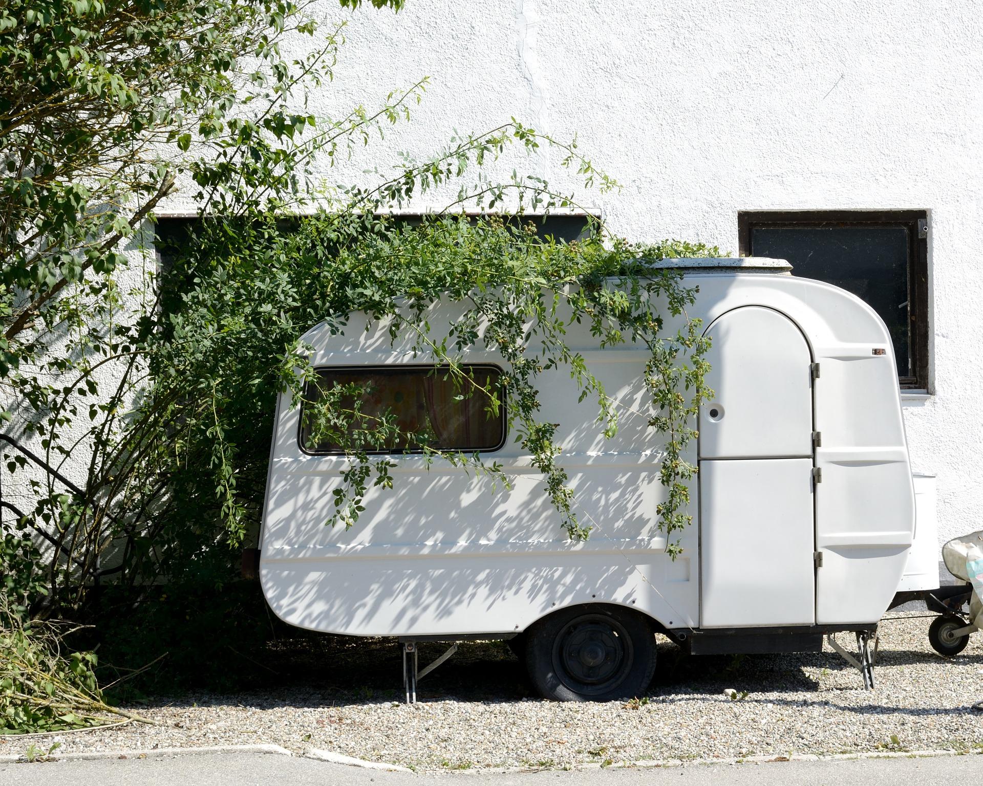 Wohnwagen Sommerfit