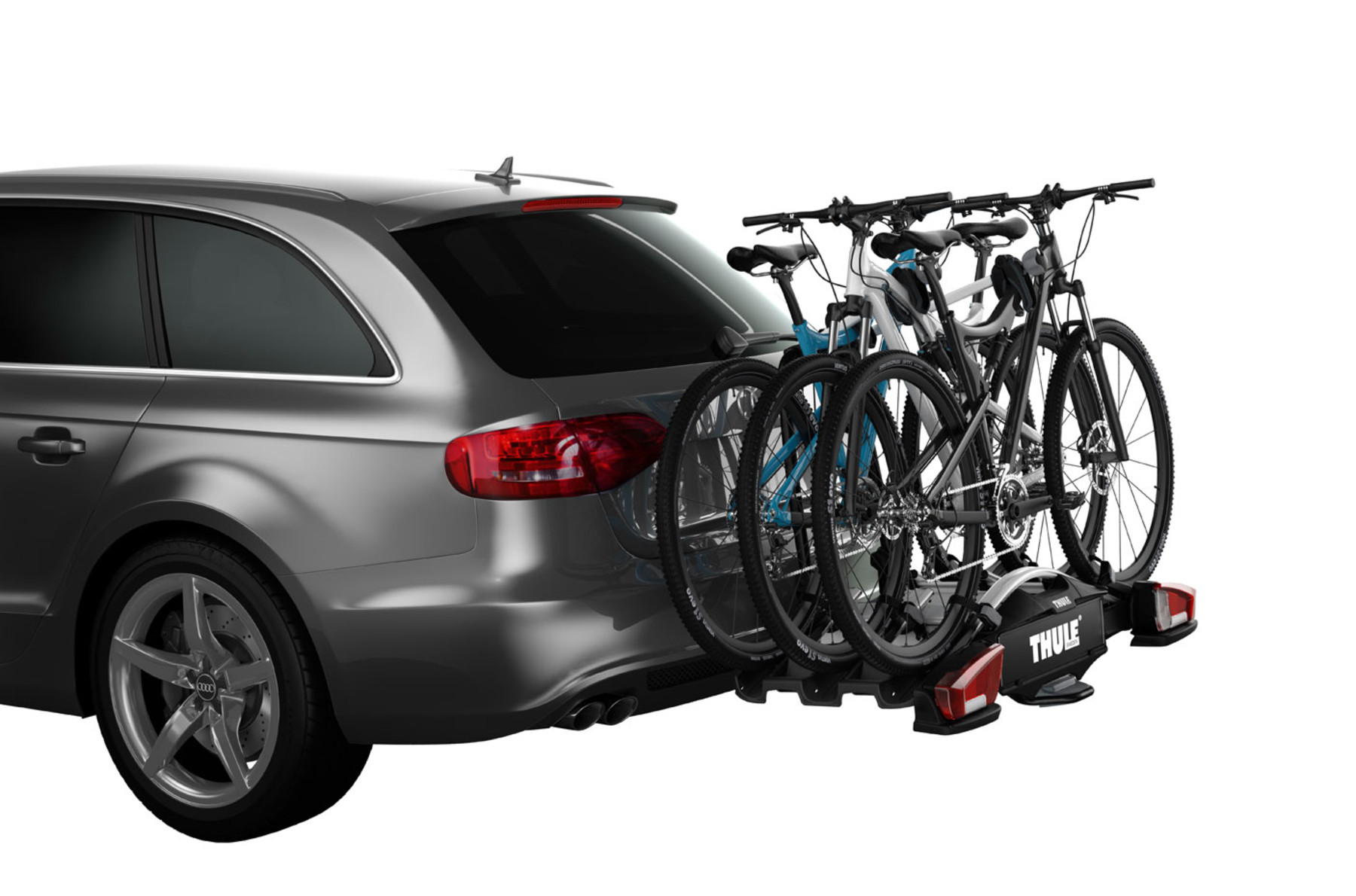 Thule VeloCompact 3 mit Fahrräder