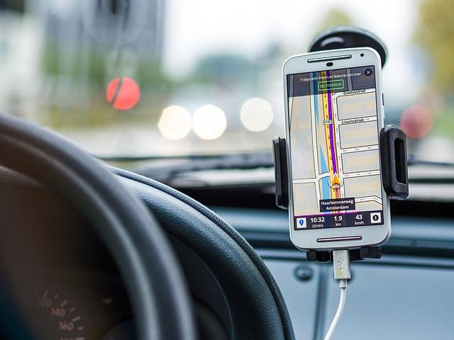 Handy als Navigationssystem