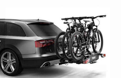 drei Fahrräder