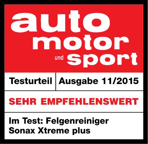 auto motor und sport Produkttest